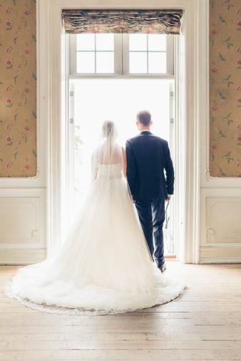 Aarhus-bryllupsbillede
