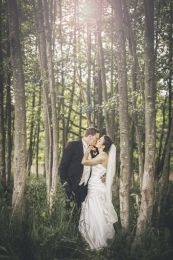 Bryllupsfotograf Halsnæs